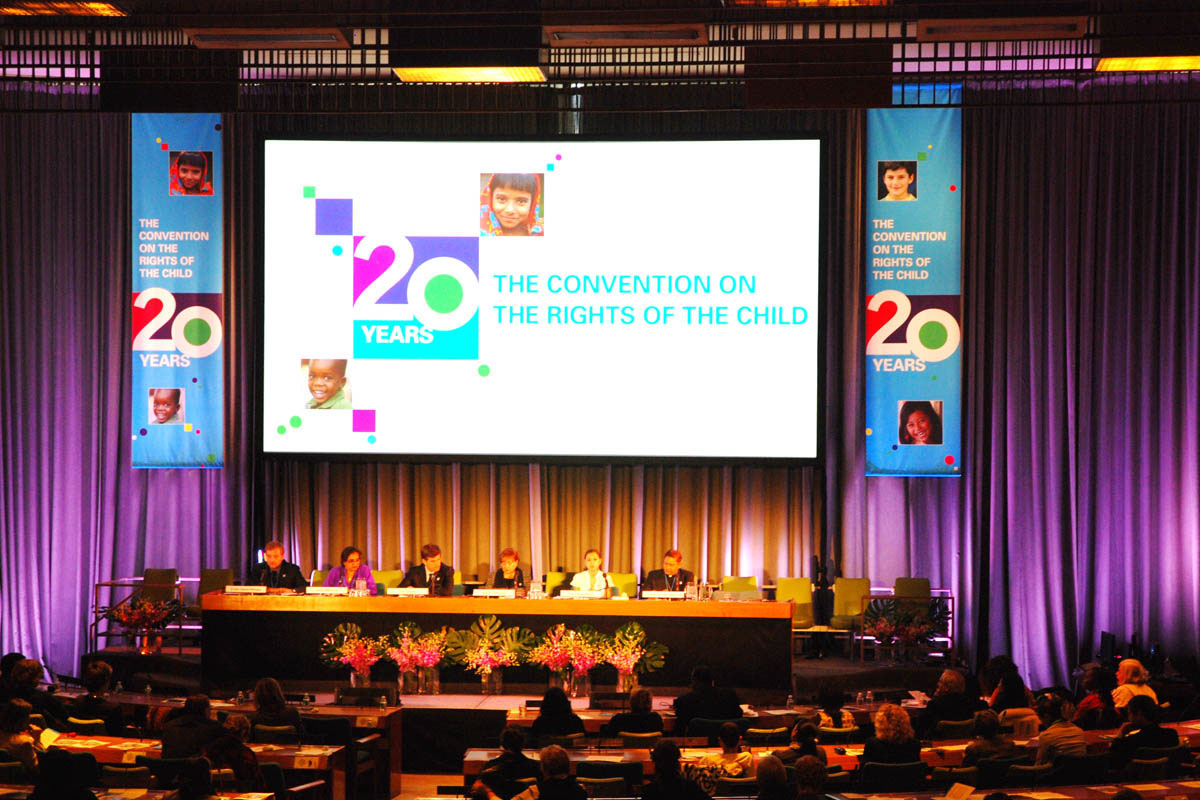 Convention for Child Rights