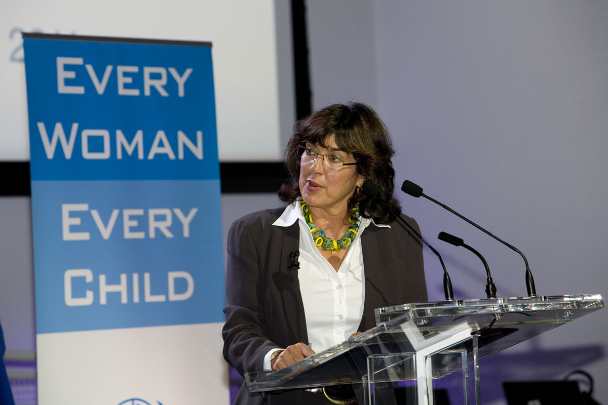 Every Woman Every Child - Christianne