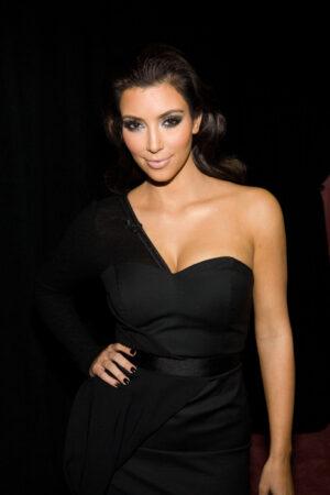Kim Kardashian, © Stephanie Badini