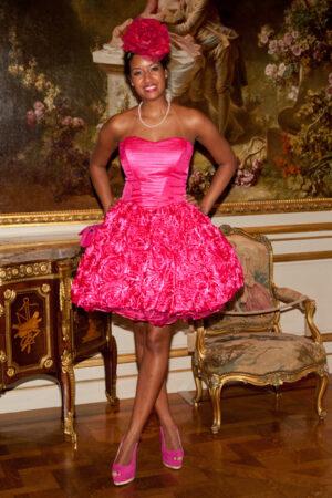 Pink Dress photo, © Stephanie Badini