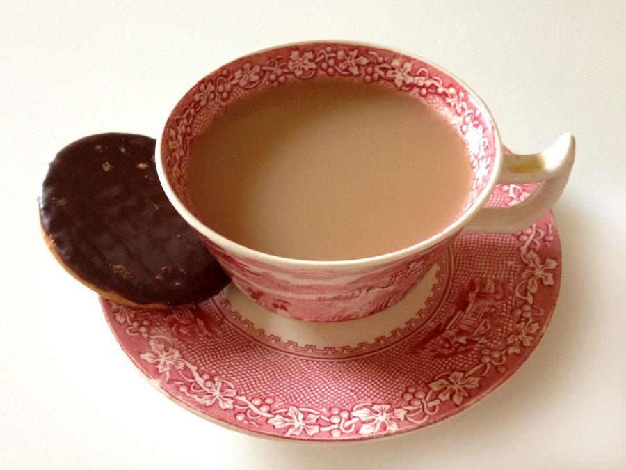 Tea with J Marshall Events
