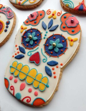 Casue Day of the Dead Cookies