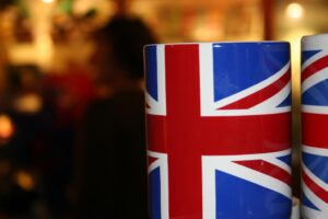 Union Flag Mug of Tea