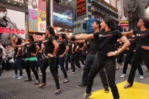 Ajna Flash Mob Dance