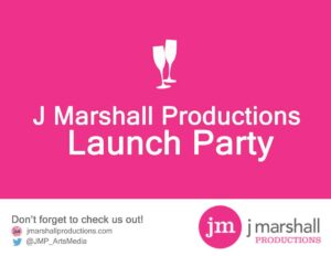 JMP Launch Party Poster