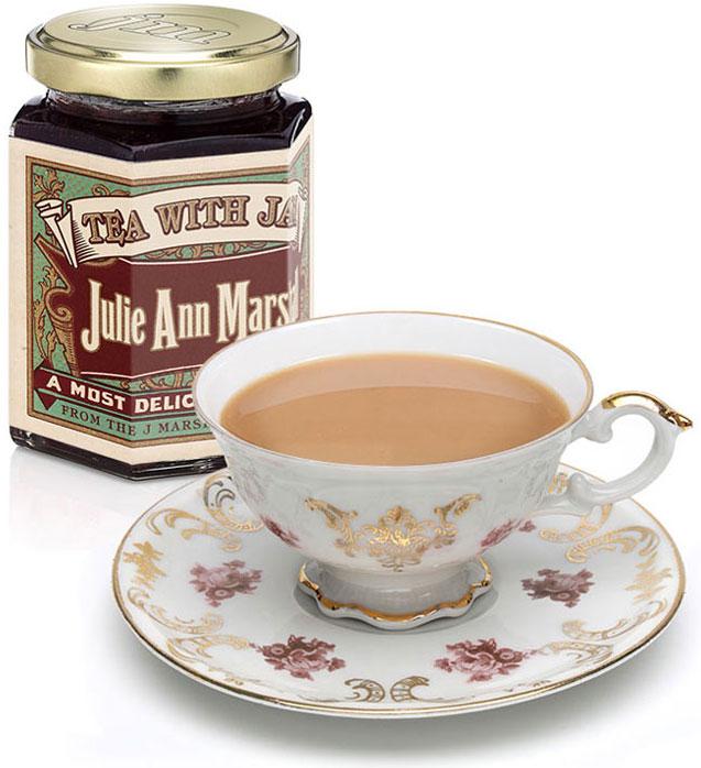 Jam jar and Tea cup