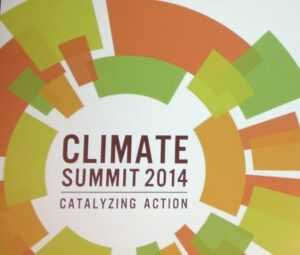 Climate Summit 2014
