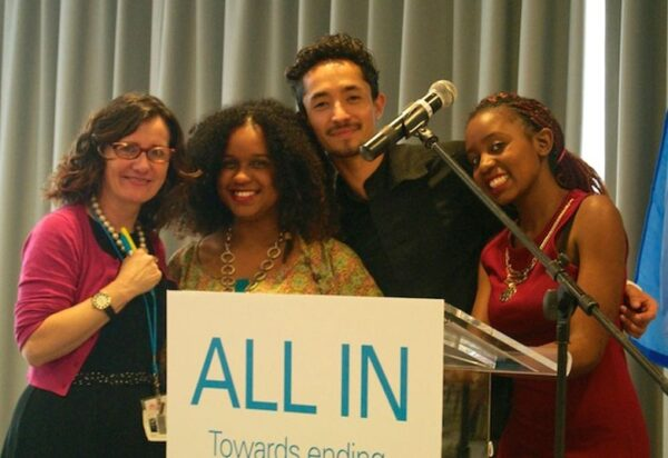 All In! Towards ending the AIDs epidemic