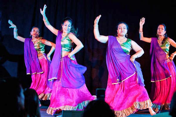UNFPA Dancers