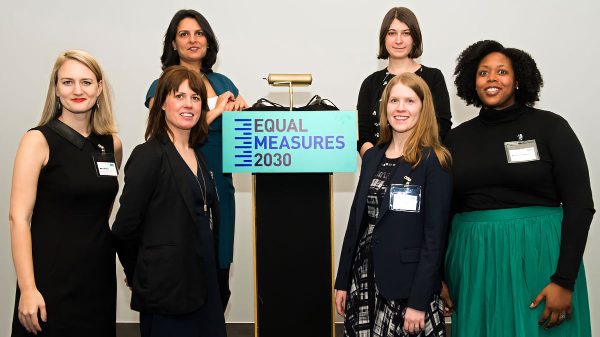 The Equal Measures 2030 Team
