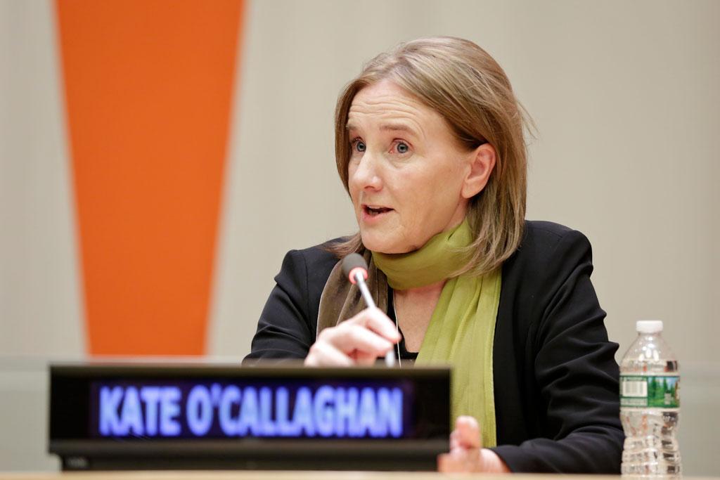 Kate O'Callaghan