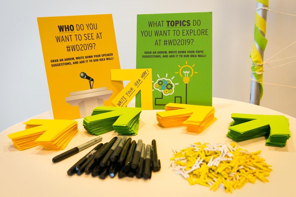 WD2019 Idea Wall Kit
