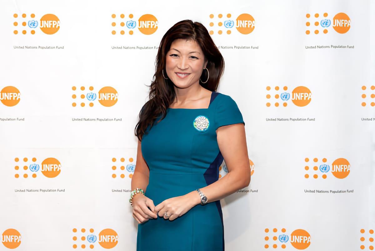 Juju Chang UNFPA