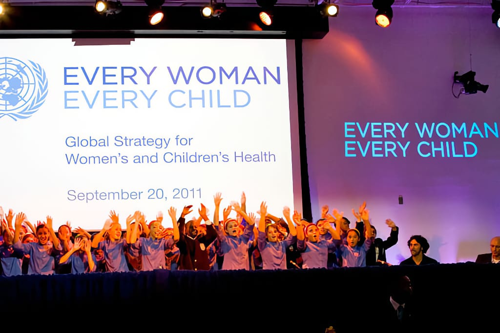Every Woman, Every Child UNICEF