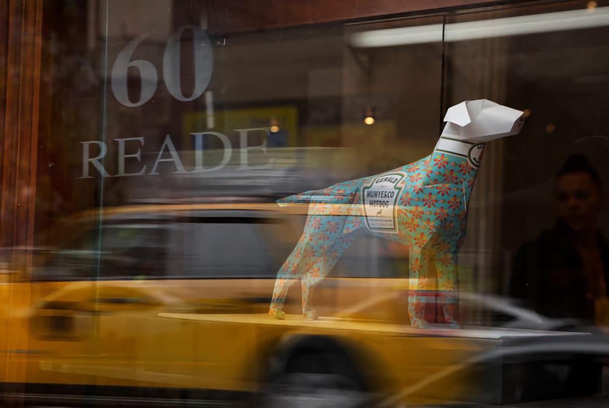 Gerald & James at 60 Reade New York