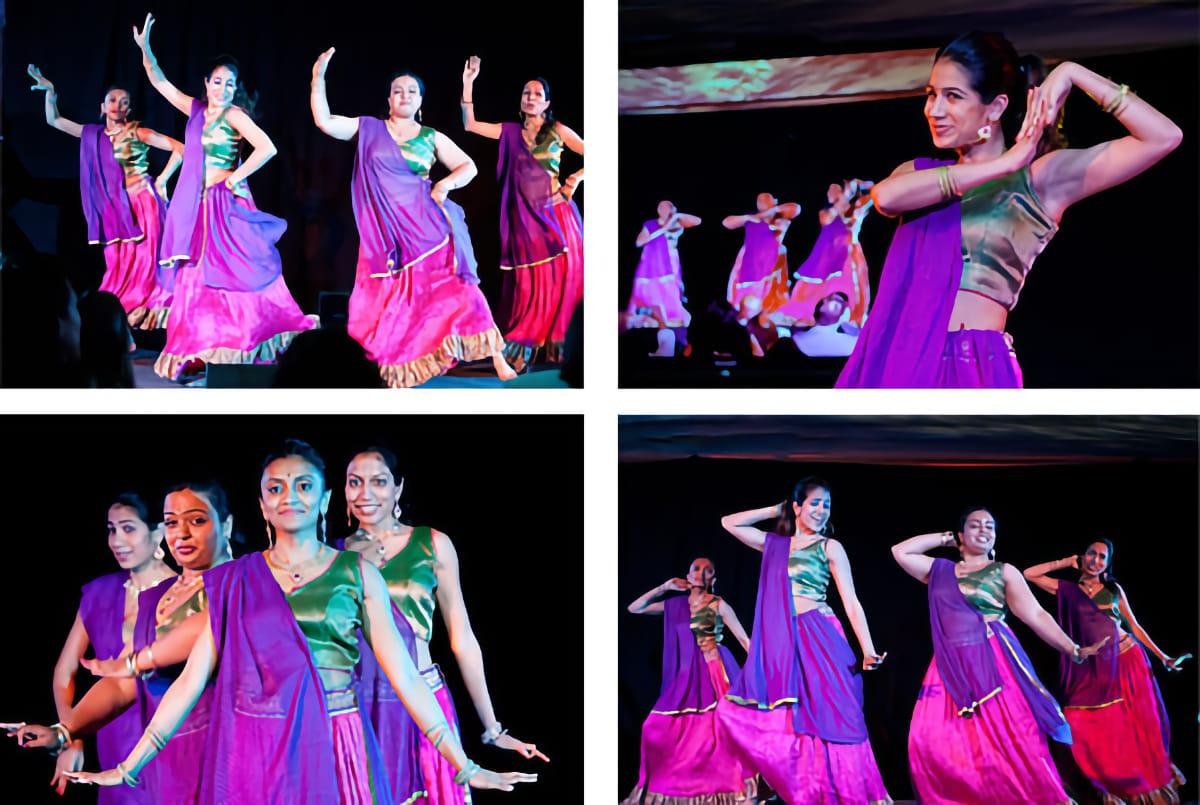Ajna Dancers UNFPA